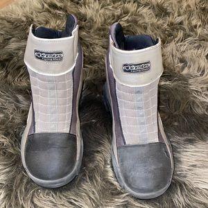 alpinestars riding boots - size 9